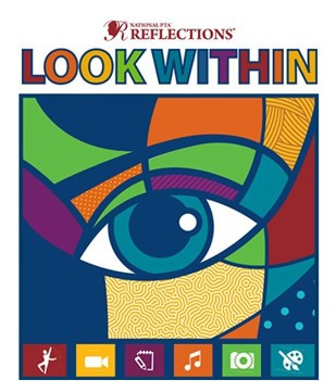 Simpson Elementary Reflections: 2019-2020 Theme – Look Within