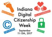 Digital Citizenship Week - Sept. 11-15
