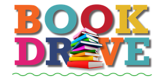 Book Drive: October 7th - 11th