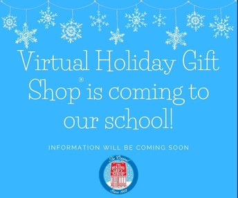 Virtual Holiday Shop
