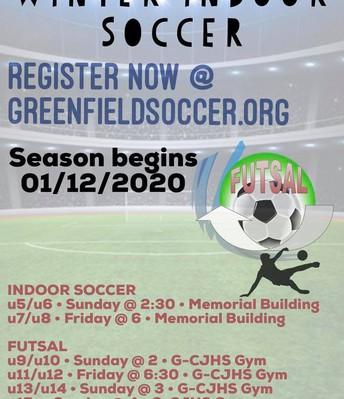 Indoor Soccer!
