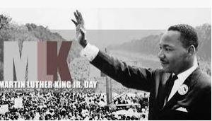 No School - Monday, January 18, 2021 MLK HOLIDAY