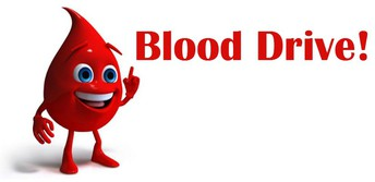 Blood Drive at AHS on Tuesday, November 5