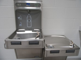 ELEMENTARY DRINKING FOUNTAINS