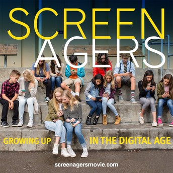 this week: your chance to catch a free showing of screenagers