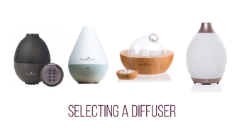 Picking a diffuser