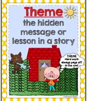 Theme: The Hidden Message