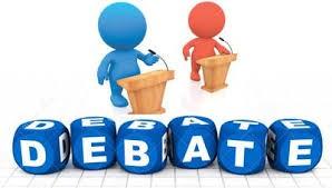 Middle School Debate!