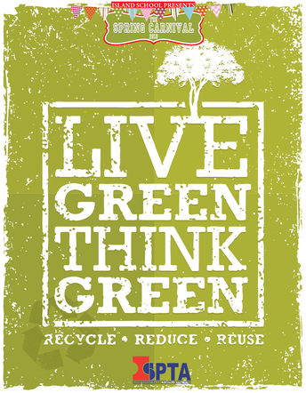Help us be Green - BYO!