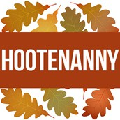 JOIN US AT THE Hootenanny - FRIDAY, NOVEMBER 3