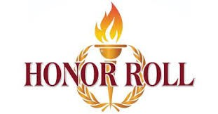 Quarter One Honor Roll is Out!