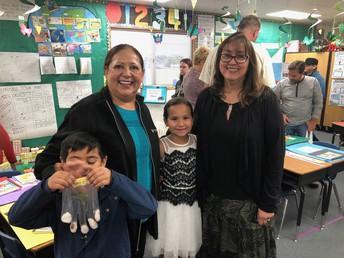 Mrs. Ayala & Friends!