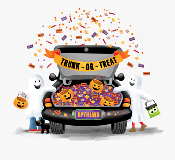 Trunk or Treat 2019!