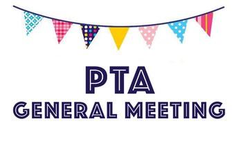 Virtual PTA General Meeting