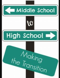 Wredling Middle School Transition to High School