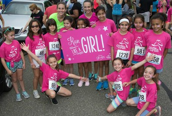 Girls on the Run is Back at Sunflower!!! (Repeat)