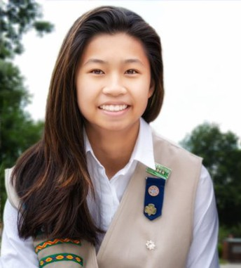 Girl Scout earns Gold Award