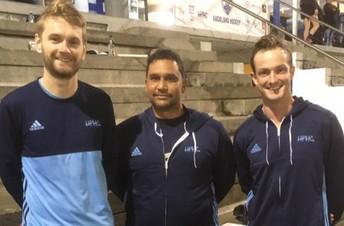 Mr Daniels to Coach Auckland Hockey Team