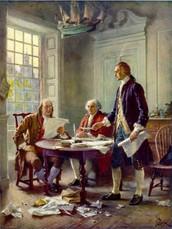 Declaration of Independance, 1776