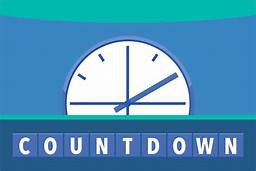 Elementary Countdown to Summer