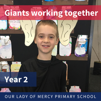 Year Two - Giants working together