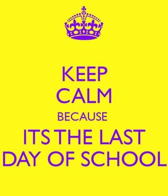 New Last Day of School