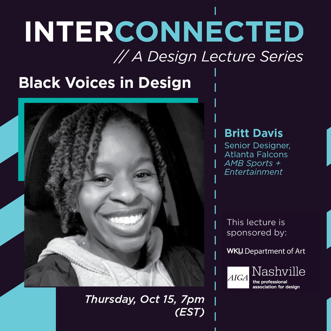 Britt Davis Interconnected Lecture