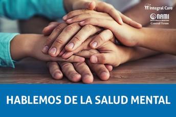 Foro Comunitario en español: Hablemos de la salud mental