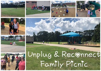 Unplug and Reconnect Picnic