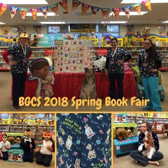 2018 Spring Book Fair