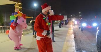 Falcon Ridge Holiday Reverse Parade - 12/22/20