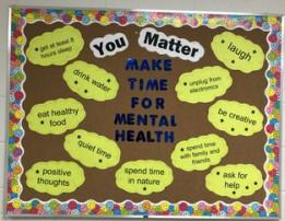 Mental Health Week in Limestone