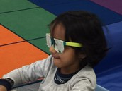 K4 Learns about the Sense of Sight