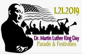 Monday, January 21, 2019 ~ Martin Luther King Jr. Day - NO SCHOOL