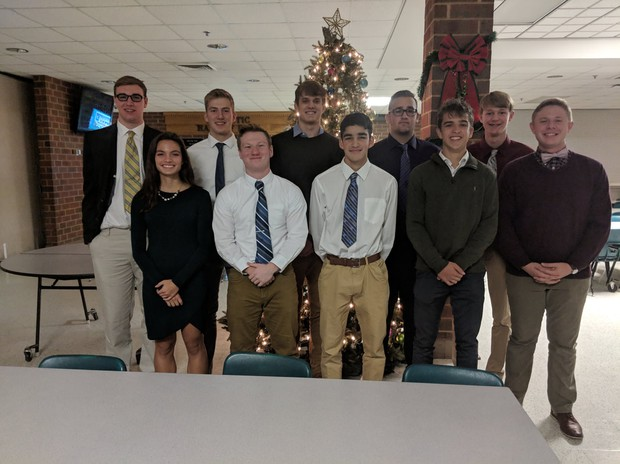 Deca Officers 2018-2019