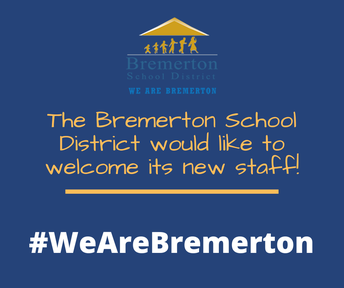 Welcome to the BSD Family, new staff members!