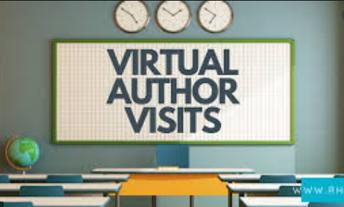 Grades K, 1 and 2 Virtual Author Visits