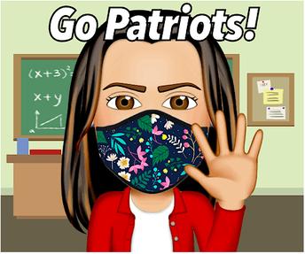 Natalie Navarro, School Counselor