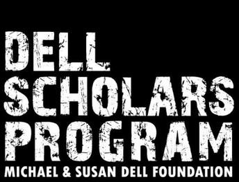 Congratulations to our Dell Scholarship Semifinalists-Alyssia Alvarado and Karyme Rivera!!
