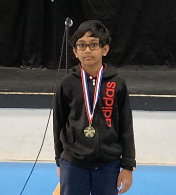 Anshul M. from Mrs. Rogers' Class