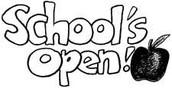 Regular School Day November 7