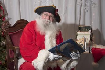 Around the Word with Santa