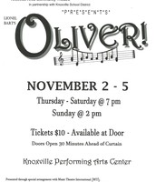 K-ACT Presents:  OLIVER!