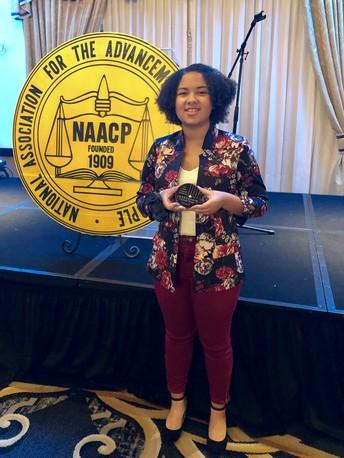 NAACP Freedom Fund Leadership Award