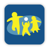 Learning at Home icon located on the Lockport Schools mobile app