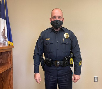 Welcome Officer Choat