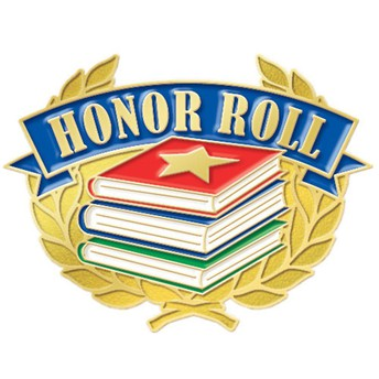 Congrats to our Semester 1 Honor Roll Recipients!