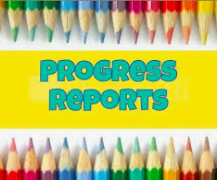 Trimester Progress Reports will be available on 11/20