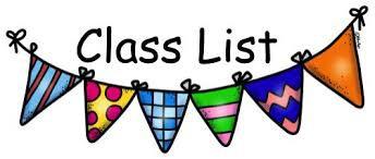 I. Class Lists