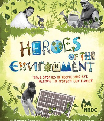 Heroes of the Environment by Harriet Rohmer